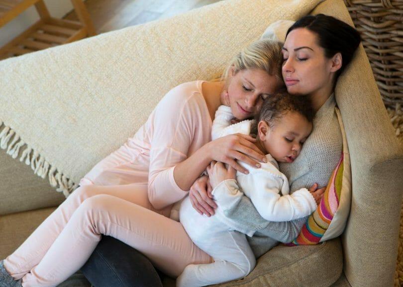 YouTube lesbiche mamma